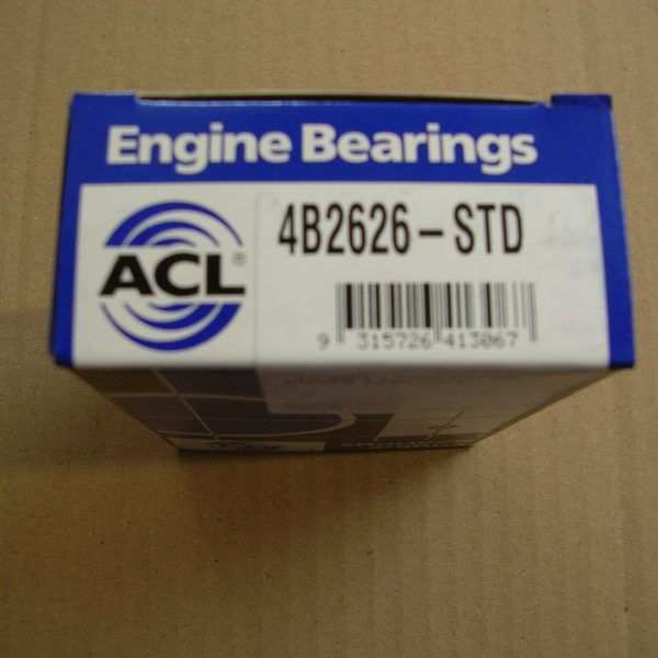 ACL Big End Conrod/Bearings 4B2626-STD - Billcar Limited