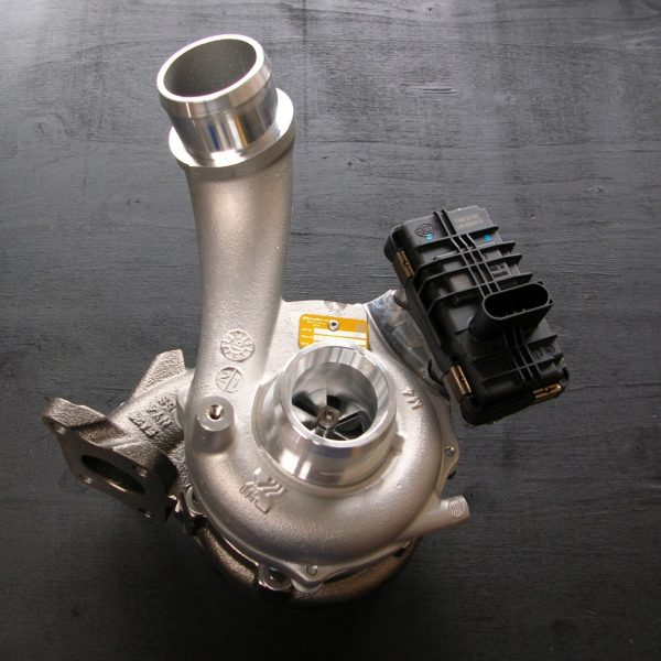 Nissan Navara D40/ Pathfinder Euro 5 Turbo (2010-2012